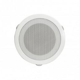 Metal Quick Fit 100V Ceiling Speaker 4.5in 6W