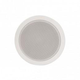Metal Quick Fit 100V Ceiling Speaker 5.25in 6W