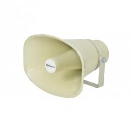 Rectangular horn speaker