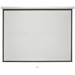 "86"" 4:3 Manual Projector Screen"