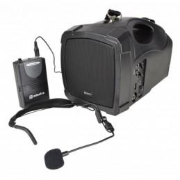 H25B Handheld PA with Neckband Mic