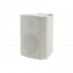 "BC4V-W 100V 4"" background speaker white"
