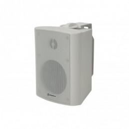 """BP4V-W 100V 4"""" background speaker white"""