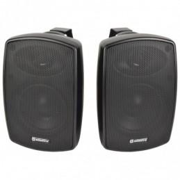 BH4 Speakers Indoor/Outdoor pair black