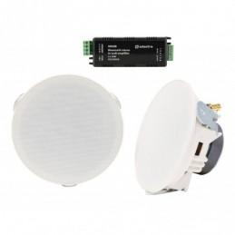 SL4 Speakers + IW60B Amplifier Package