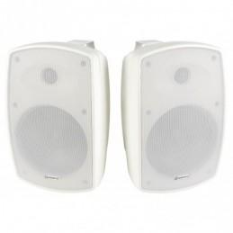 BH6 Speakers Indoor/Outdoor pair white
