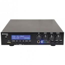 UM60 Compact 100V Mixer-Amp