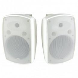 BH8 Speakers Indoor/Outdoor pair white