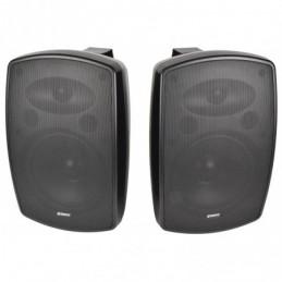 BH8 Speakers Indoor/Outdoor pair black