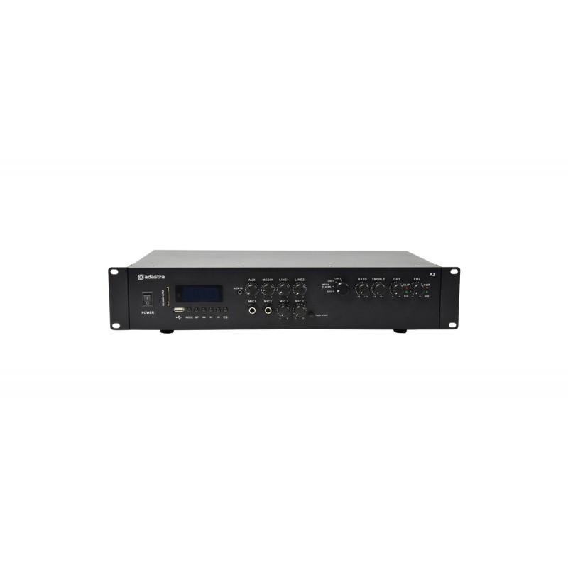 A2 Stereo PA Amplifier 2 x 200W