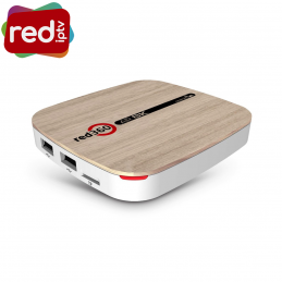 Red 360 Air 8K Android Box