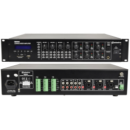 RM406 Mixer-Amp 100V 6 x...