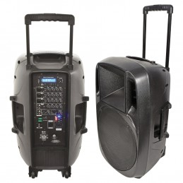 MIXCAB-15 Portable PA 150W...