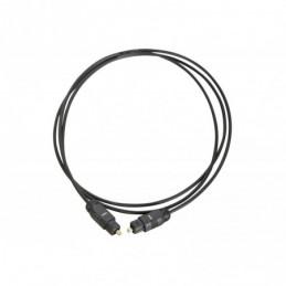 Fibre Optic Lead TOSlink to TOSlink 1.0m